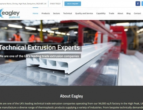 New Eagley website goes live